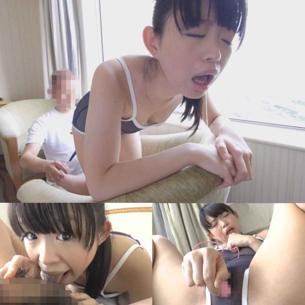 【完全個人撮影】慶應に合格した芦田愛菜激似なのに感じすぎてヨダレが止まらない変態美少女!